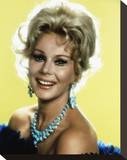 Eva Gabor Stretched Canvas Print