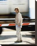 Kurt Russell - Breakdown Stretched Canvas Print