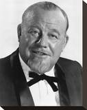 Burl Ives - The Hollywood Palace Stretched Canvas Print