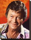 DeForest Kelley Stretched Canvas Print