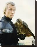 Rutger Hauer - Ladyhawke Stretched Canvas Print