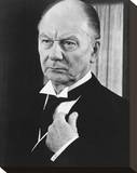 John Gielgud Stretched Canvas Print