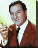 Danny Thomas Stretched Canvas Print