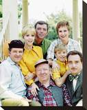 Mayberry R.F.D. Stretched Canvas Print