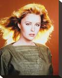 Faye Grant Stretched Canvas Print
