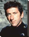 Barry Newman Stretched Canvas Print