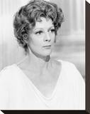 Maggie Smith - Clash of the Titans Stretched Canvas Print
