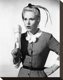 Judy Holliday - The Solid Gold Cadillac Stretched Canvas Print