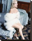 Martha Hyer Stretched Canvas Print