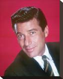 Efrem Zimbalist Jr. Stretched Canvas Print