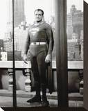 George Reeves Stretched Canvas Print