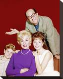 Phil Silvers - The New Phil Silvers Show Stretched Canvas Print