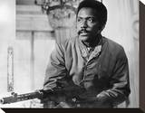 Richard Roundtree Stretched Canvas Print