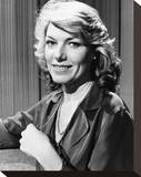 Susan Sullivan - Falcon Crest Stretched Canvas Print