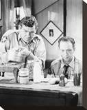 The Andy Griffith Show Stretched Canvas Print