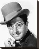 Phil Silvers - Top Banana Stretched Canvas Print