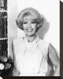 Dinah Shore - The Dinah Shore Chevy Show Stretched Canvas Print