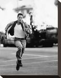Keanu Reeves - Speed Stretched Canvas Print