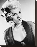 Judy Holliday Stretched Canvas Print