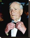 Desmond Llewelyn Stretched Canvas Print