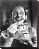 Charles Hawtrey Stretched Canvas Print