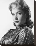 Sylvia Syms Stretched Canvas Print