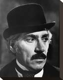 Frank Finlay Stretched Canvas Print