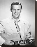 Eddy Arnold Stretched Canvas Print