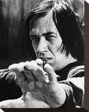 David Carradine - Kung Fu Stretched Canvas Print