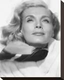 Lizabeth Scott Stretched Canvas Print