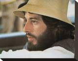 Al Pacino - Serpico Stretched Canvas Print
