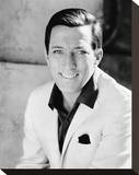 Andy Williams Stretched Canvas Print
