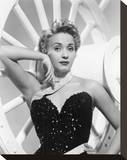 Jane Powell Stretched Canvas Print