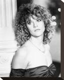 Meg Ryan Stretched Canvas Print