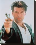 Alec Baldwin - The Getaway Stretched Canvas Print