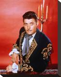 Guy Williams - Zorro Stretched Canvas Print