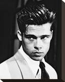 Brad Pitt - Cool World Stretched Canvas Print