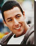Adam Sandler Stretched Canvas Print
