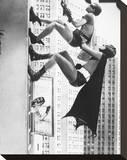 Batman Stretched Canvas Print