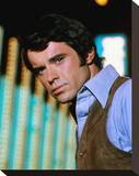 Robert Urich - Spenser: For Hire Stretched Canvas Print