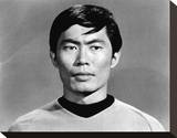 George Takei Stretched Canvas Print