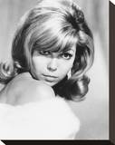 Nancy Sinatra Stretched Canvas Print