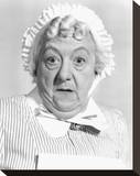 Margaret Rutherford Stretched Canvas Print