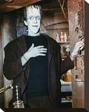 Fred Gwynne - The Munsters Stretched Canvas Print