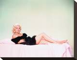 Carroll Baker Stretched Canvas Print