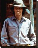 Bruce Boxleitner - How the West Was Won Stretched Canvas Print