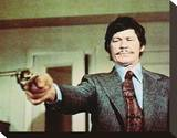 Charles Bronson - Death Wish Stretched Canvas Print