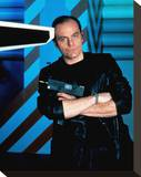 Michael Ironside - V Stretched Canvas Print