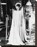 Elsa Lanchester - Bride of Frankenstein Stretched Canvas Print