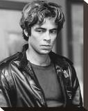 Benicio Del Toro Stretched Canvas Print